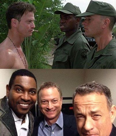 The Memes Factory  Cast of Forrest Gump…then and now