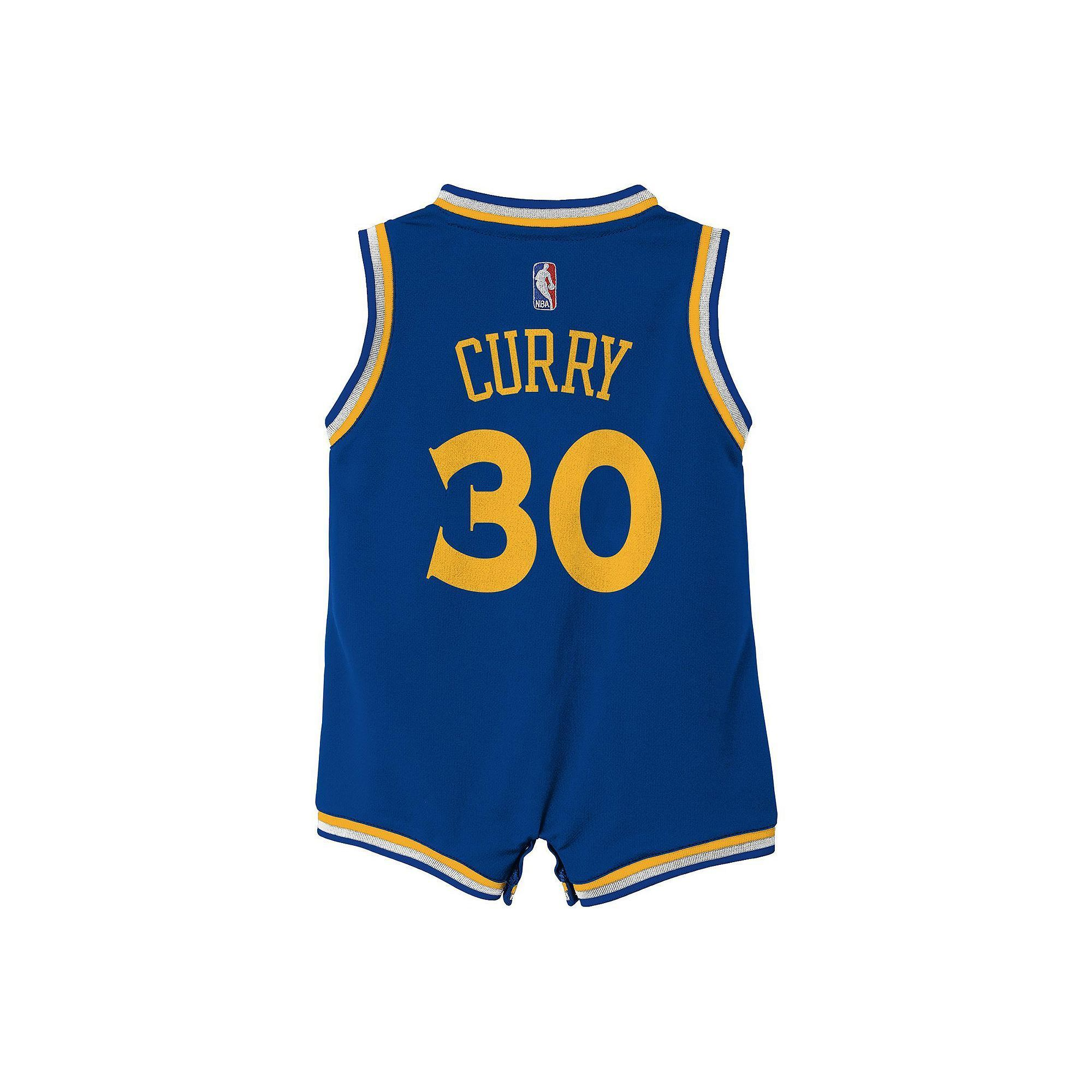 the latest b51ec 8b214 Baby adidas Golden State Warriors Stephen Curry Jersey ...