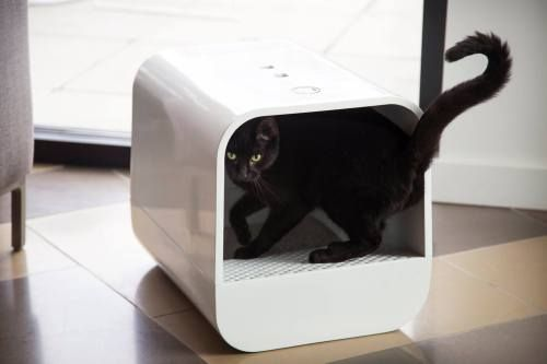 Grand Poobox Modern Style Covered Litter Box Kickstarter Campaign