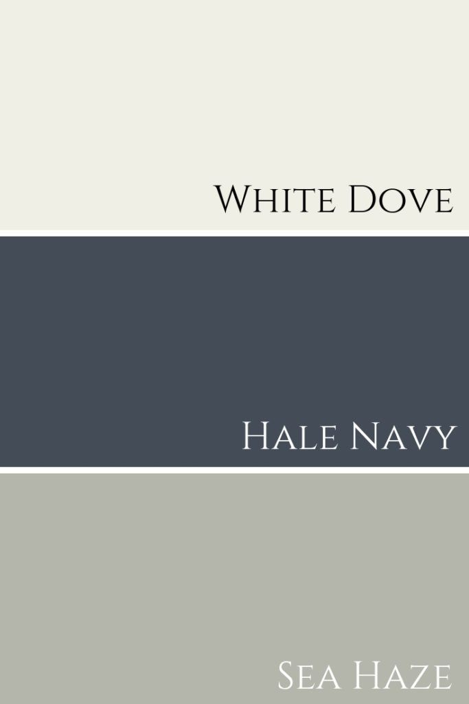 White Dove by Benjamin Moore Colour Review - Claire Jefford