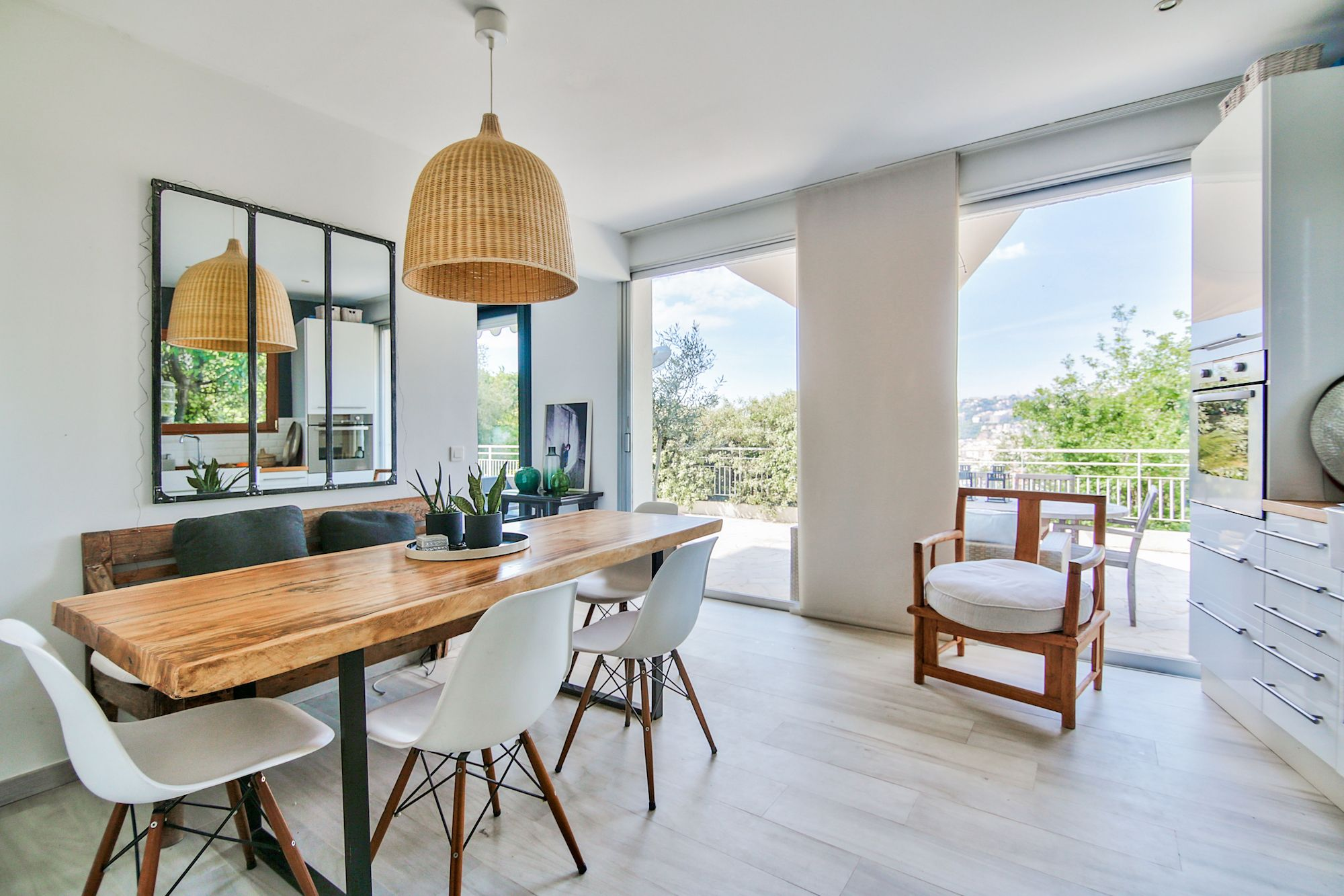 Nice France In A Private And Secured Estate Discover This Superb Luxury Apartment Villa With A Terr Luxury Apartments Luxury Interior Apartments For Sale