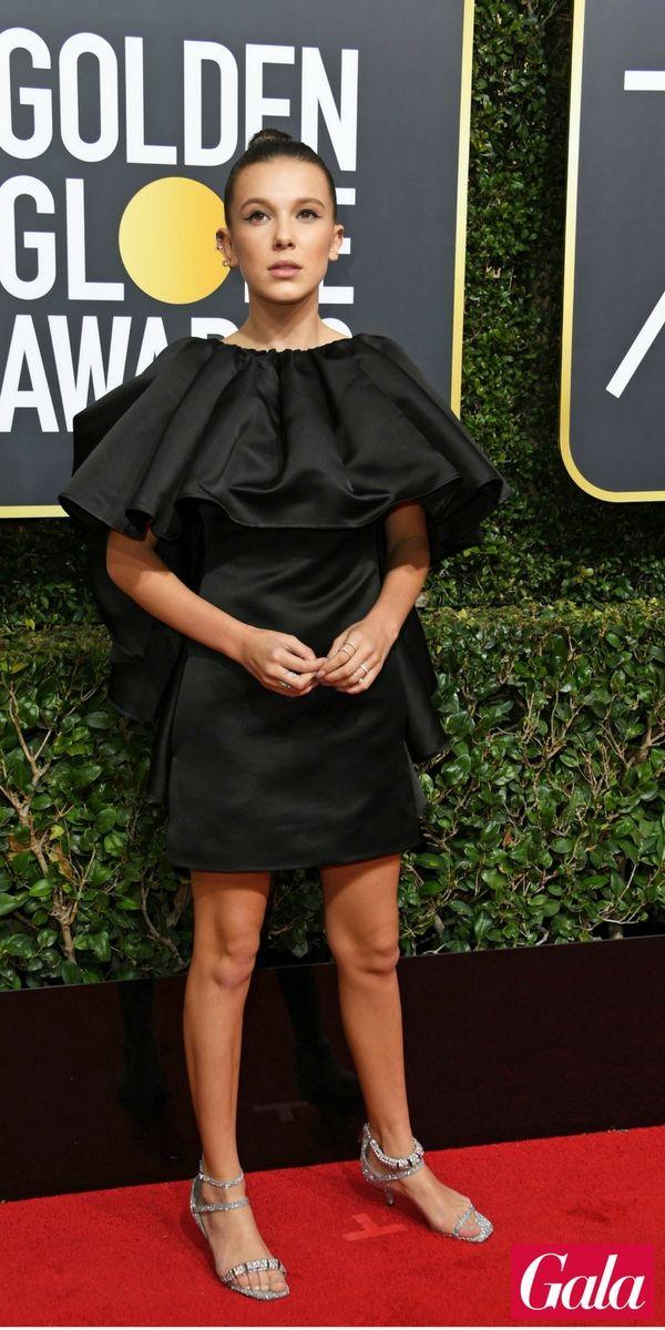 Golden Globes 2018: Ein roter Teppich ganz in Schwarz | Bobby brown ...