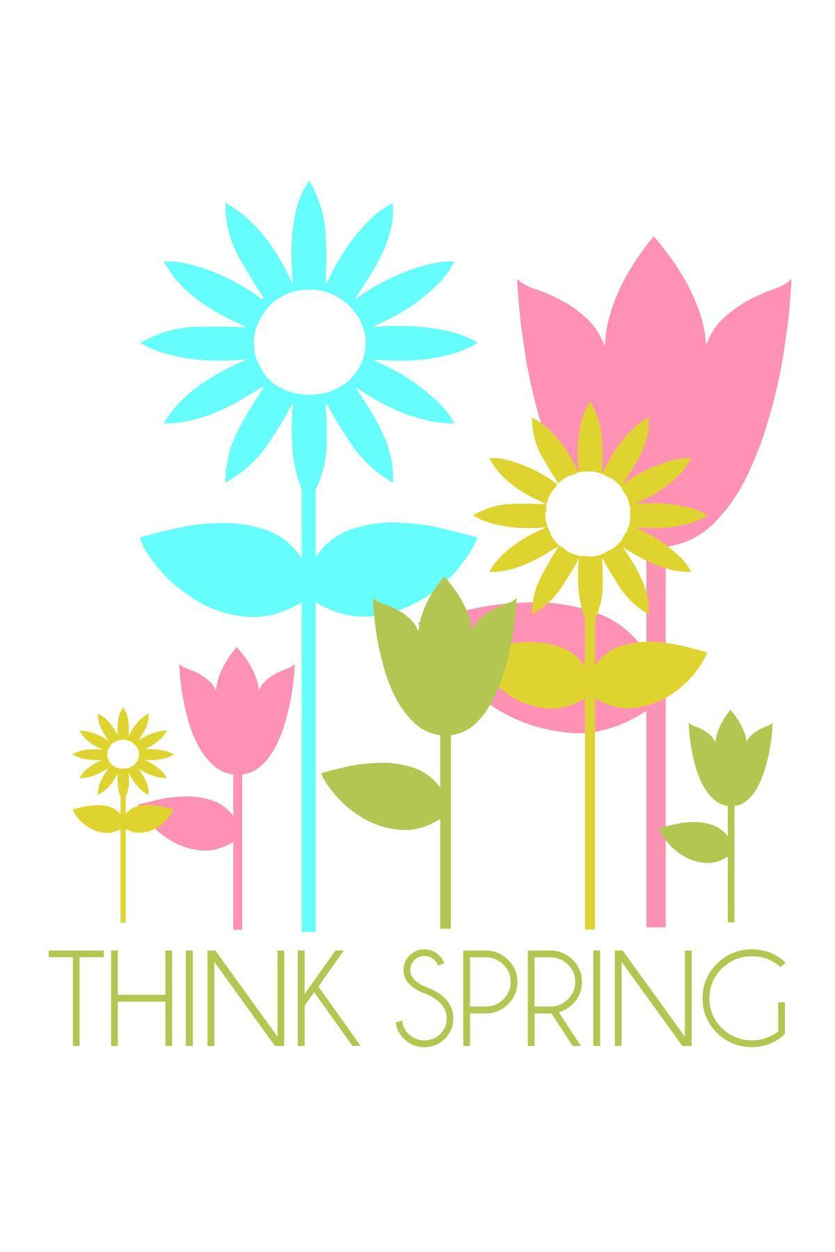 Spring Mantel | Spring images, Spring