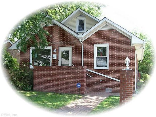 Ready for new owners!  381 Hobson Ave, Hampton, VA 23661