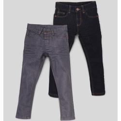 C&a The Slim Jeans-2er Pack, Grau, Größe: 128C&A.de