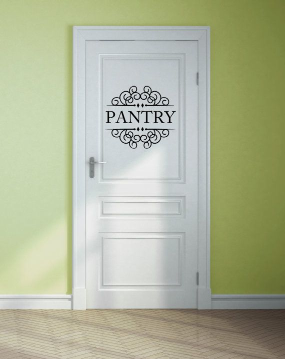 Custom Door Decal Stickers