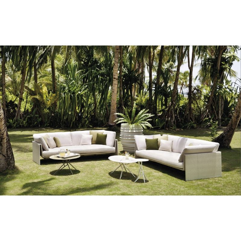 Dedon Slim Line Kollektion Dedon Panama Outdoor Gartenmobel