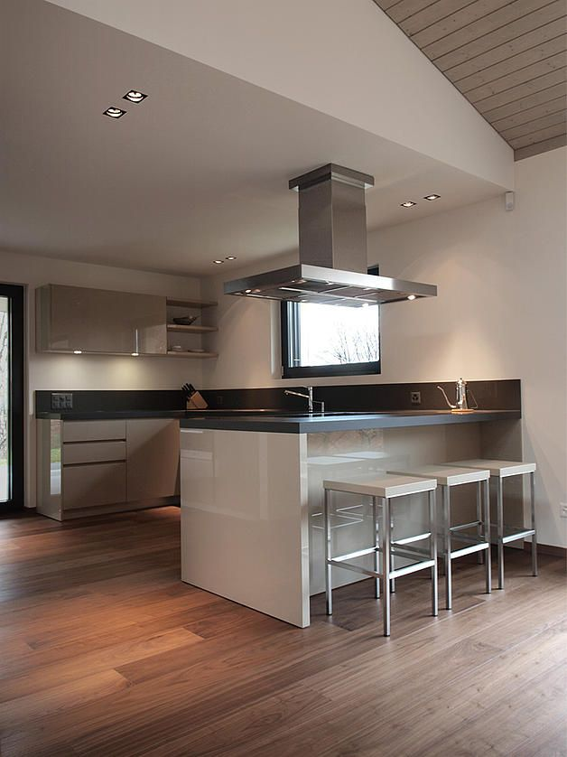 Progetto di arredamento completo a Lugano. Cucina varenna ...