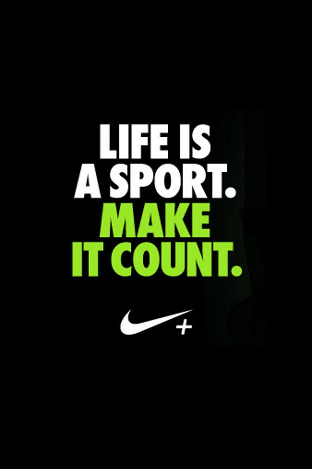 Nike Wallpaper Nike Nike quotes, Soccer quotes, Sport