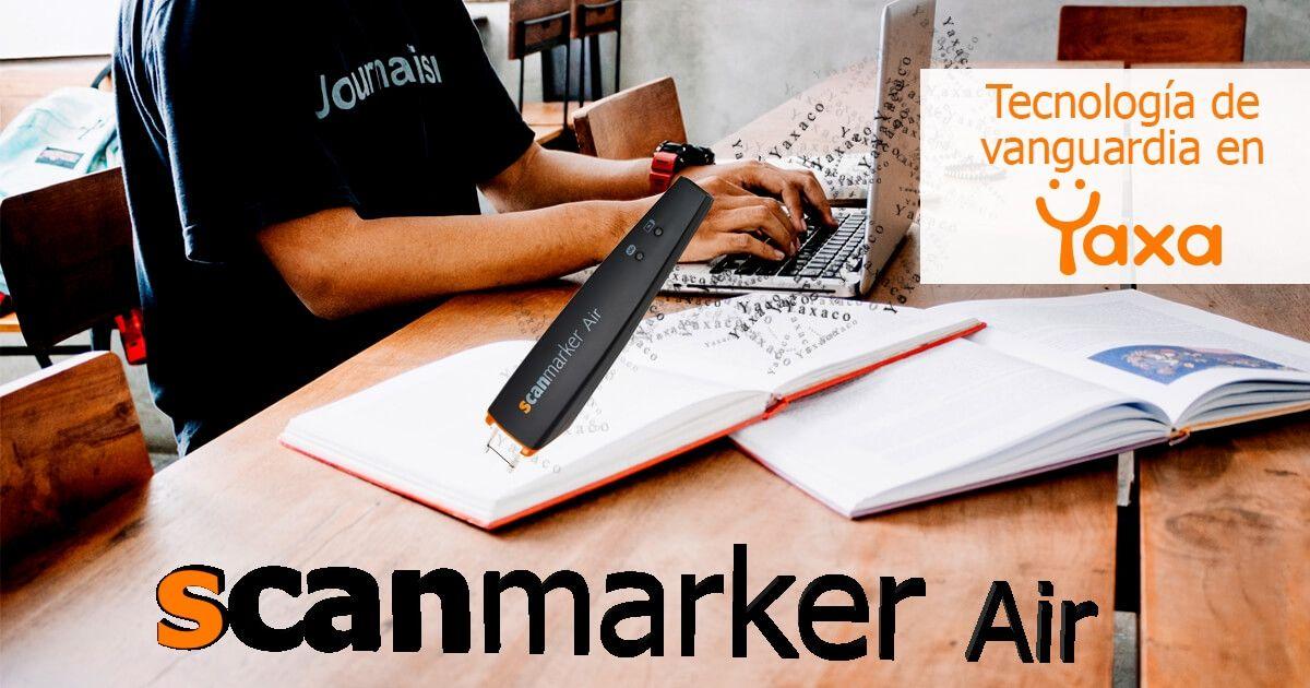 Blog - Scanmarker Air  El mejor lápiz escáner de lectura inalámbrico Yaxa  Tienda Online. 0fe70a67ca6