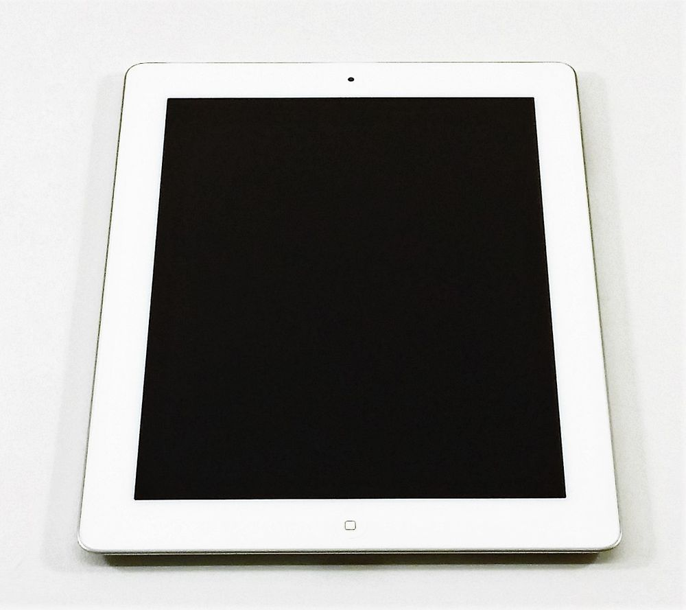 Apple iPad 2nd Generation WiFi Tablet Black White Tested A1395 All Storage Sizes