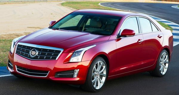 Cadillac Ats New 2013 Car Models Coming Out For Sale In Usa
