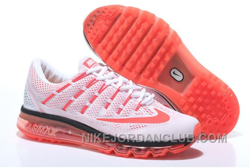 sports shoes 5b267 b95fb Find Authentic Air Max 2016 White Orange online or in Pumacreeper. Shop Top  Brands and the latest styles Authentic Air Max 2016 White Orange of at ...