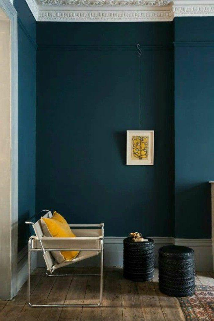 ▷ 1001+ décors avec la couleur canard pour trouver la meilleure - peindre un mur en bois
