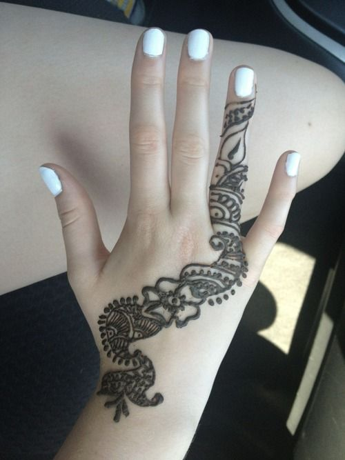 Diy mehndi henna 3 ways to doodle pinterest hennas mehndi diy mehndi henna 3 ways solutioingenieria Image collections