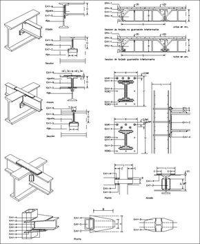 Pin On Steel Beam