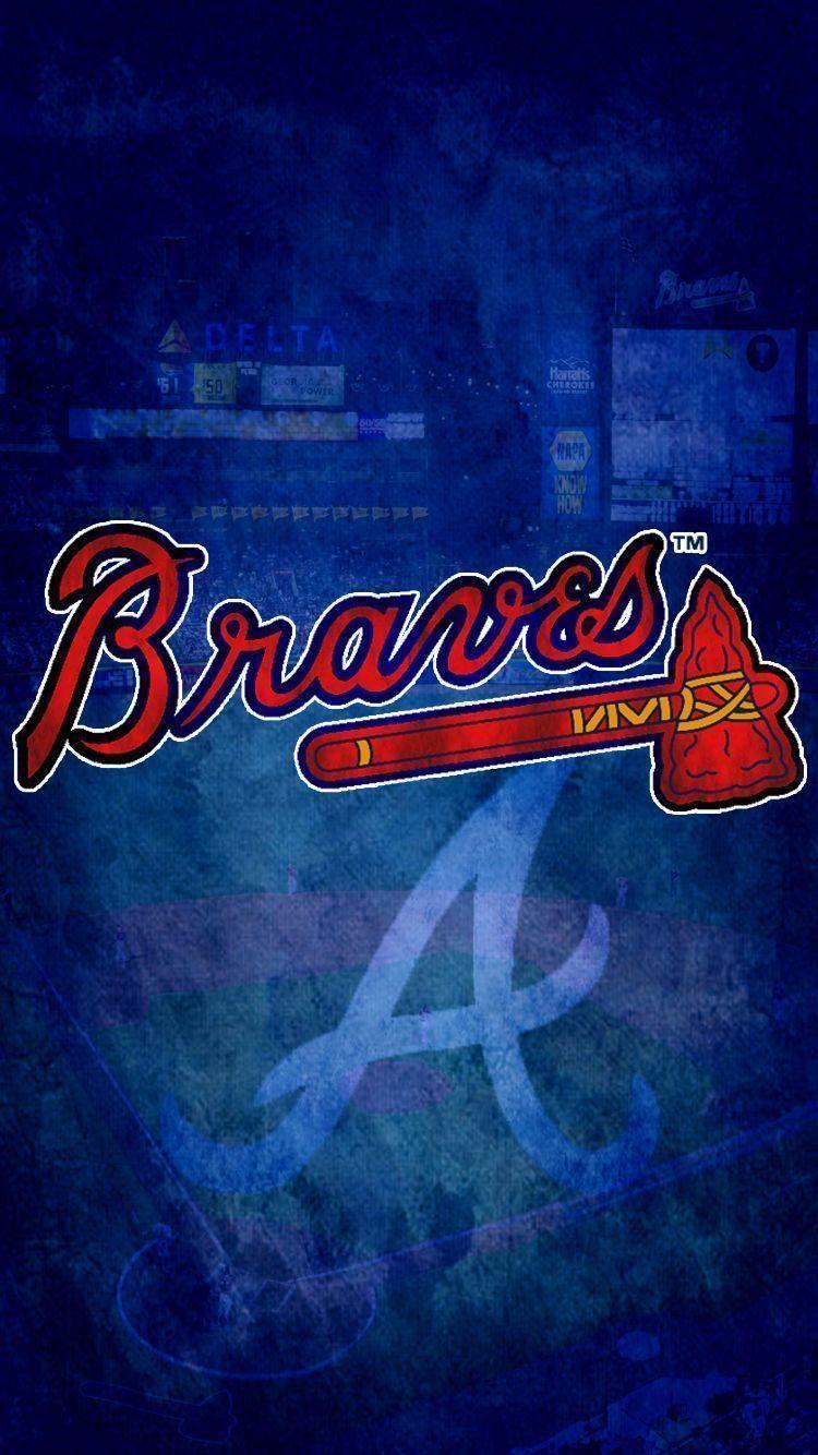 Pin By Tyler Samuel On Wallpaper In 2020 Atlanta Braves Wallpaper Atlanta Braves Baseball Braves