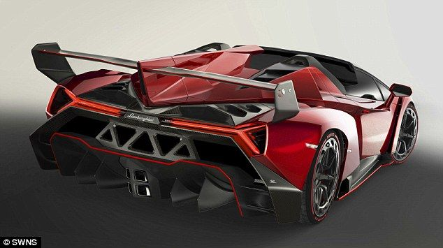 Ordinaire Lamborghini Launch Most Expensive Car In World: Veneno Roadster Does 221mph  And Costs £3.3