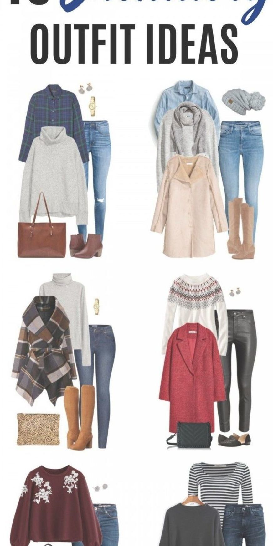 Welcome to the January edition of What to Wear This Month Youll find 15 January outfit ideas perfect for your winter fashion needs January is all about layering to stay w...