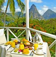 Anse Chastanet Resort offers the best in St Lucia accommodation