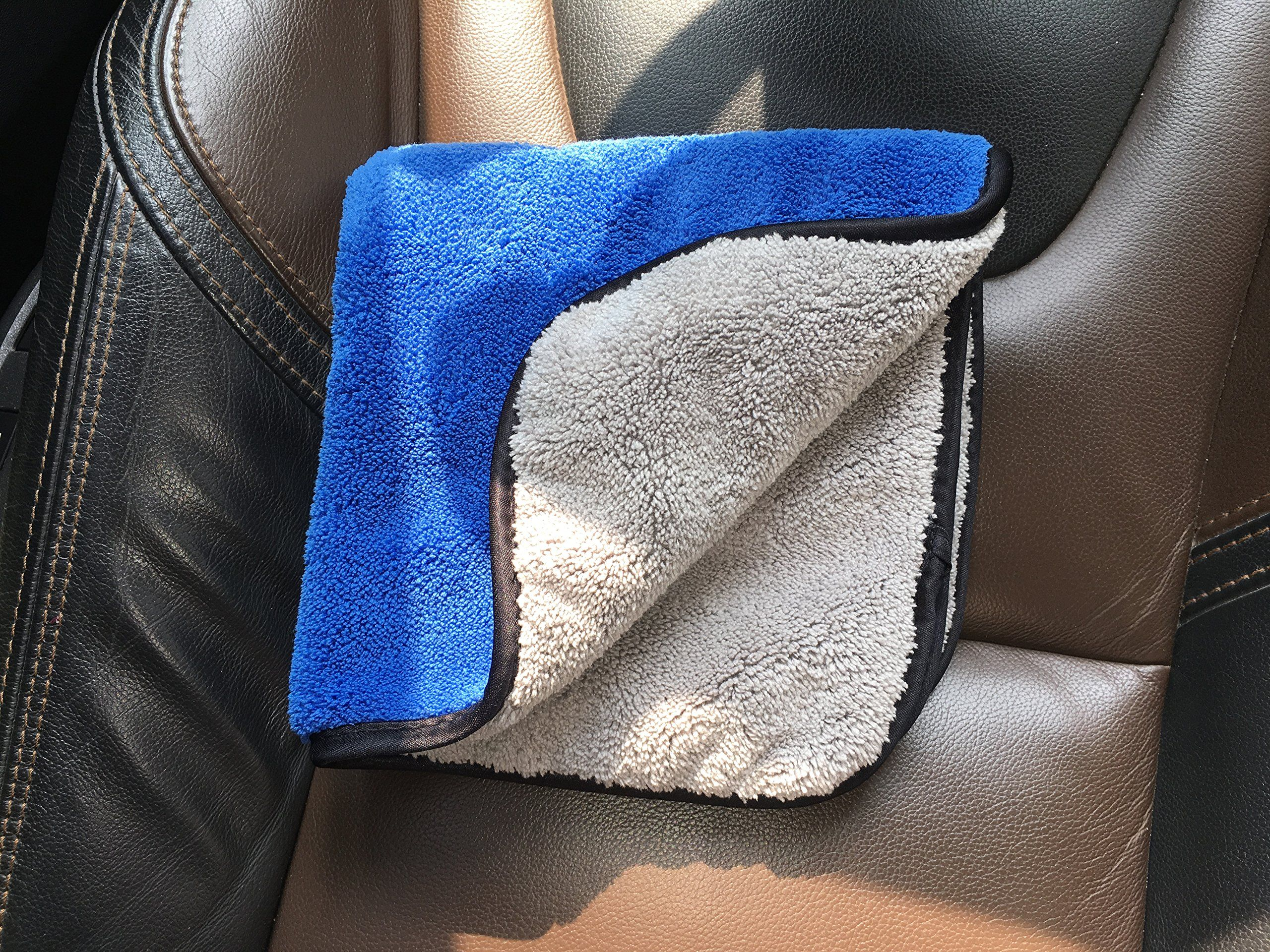 Plush Drying Towel Absorbent For Car
