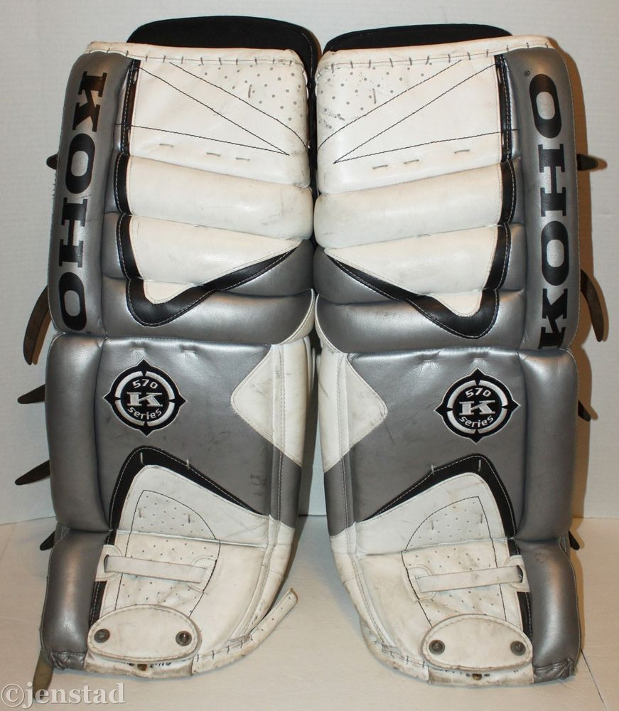 how to clean goalie pads