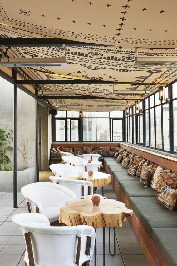 commune grec architects killefer flammang architects ace hotel rh pinterest com