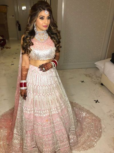 Lehenga Colour Combinations For Winter Brides Indian Wedding Outfits Lehenga Color Combinations Indian Bridal Outfits