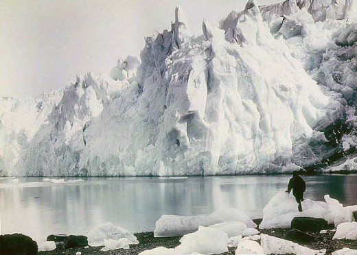 color trans-antartic expedition 1914-1917