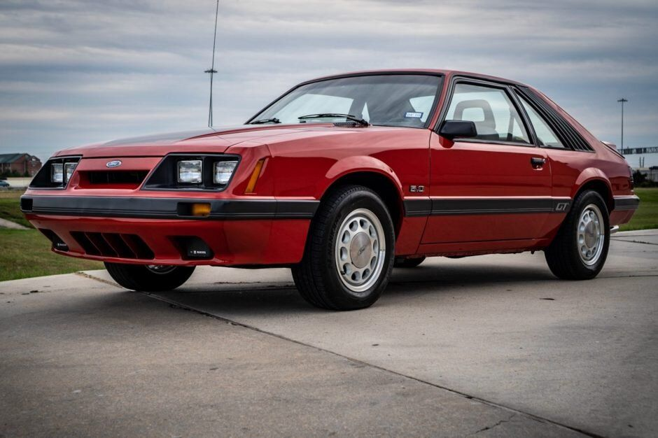 For Sale: 1985 Ford Mustang GT (5.0, 5-speed, 14K miles) | Ford mustang gt, Ford mustang, Mustang