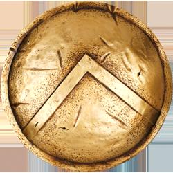 Greek Shield Reference Spartan Shield Ancient Warriors Spartan