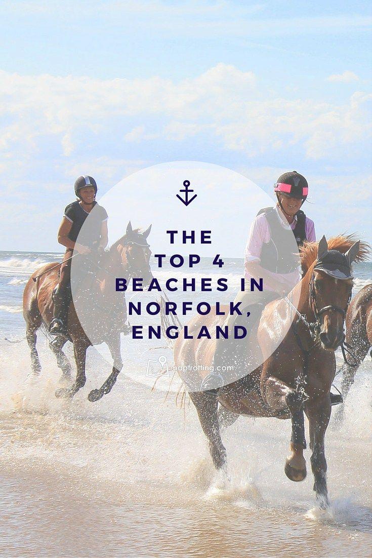 Best beaches in Norfolk
