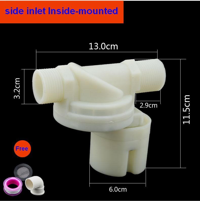 Free Shipping 1 Dn25 Fully Automatic Water Level Control Valve Floating Ball Valve Water Tank Water Tower Control Valves Water Tank Water Tower