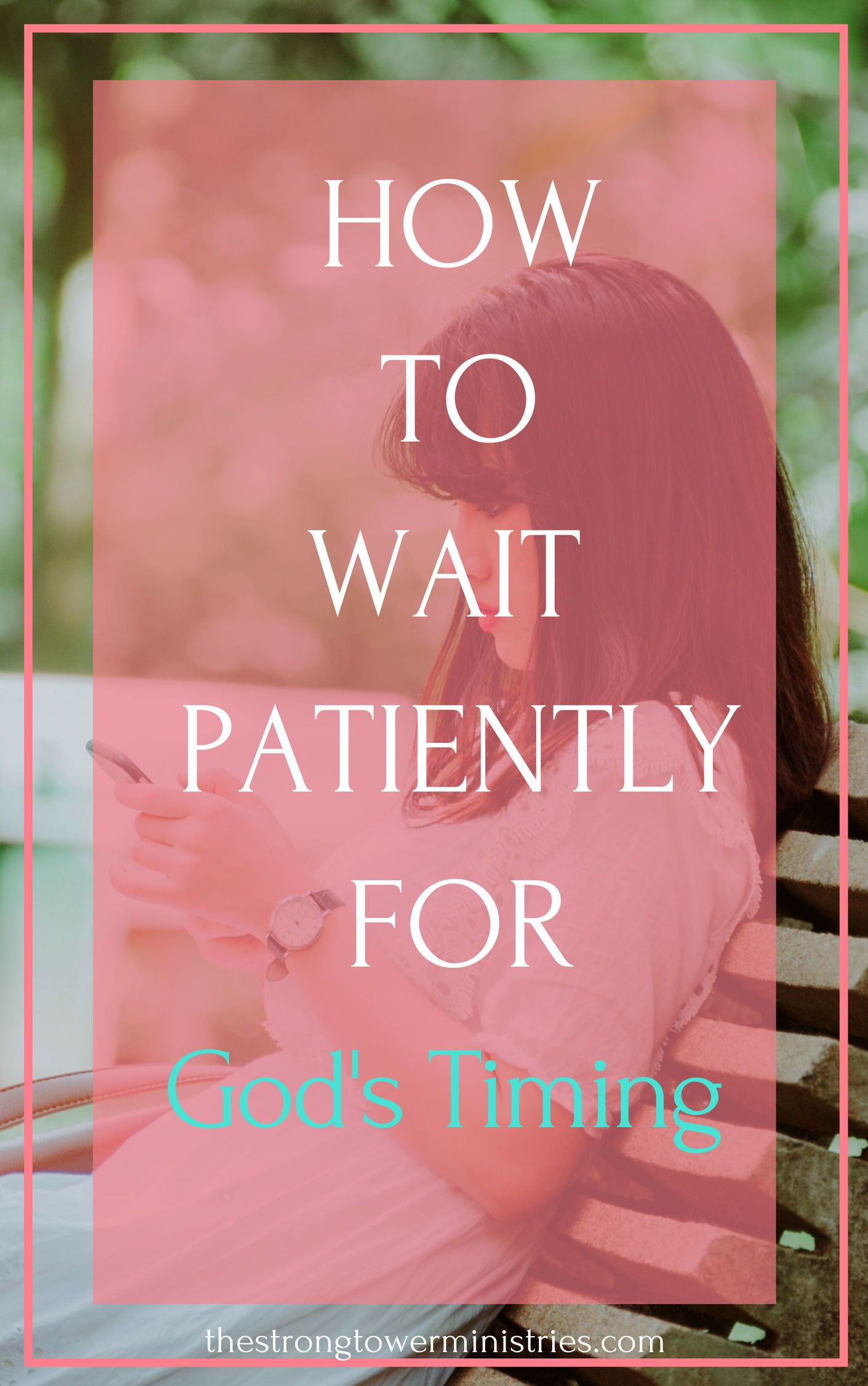christian dating advice patience