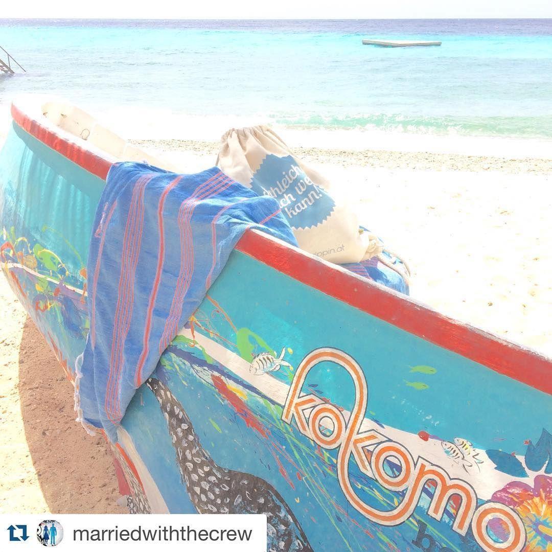 Kokomo Beach Curacao Beach Decor Outdoor Blanket Beach Mat