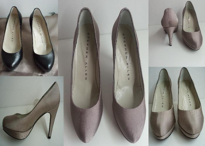 zapatos forrados  con una tela un raso.(forradodezapatos.com) Ahora son exclusivos y únicos no habra dos iguales en el mundo.