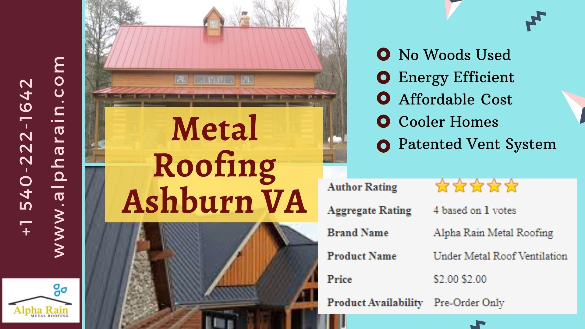 Alpha rain is an experienced and expert company for