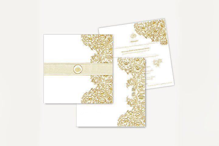 muslim wedding cards  2 muslim wedding cards  2
