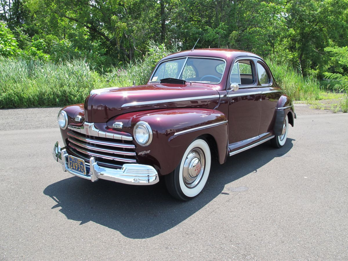 For Sale 1946 Ford Business Coupe Hotrodhotline Com Hot Rod