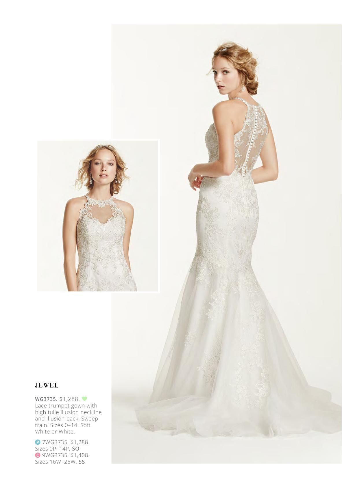 David\'s Bridal Online Catalog | Wedding Inspiration | Pinterest ...