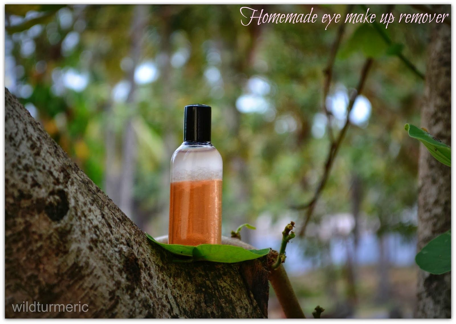 DIY Homemade Natural Eye Makeup Remover (With images