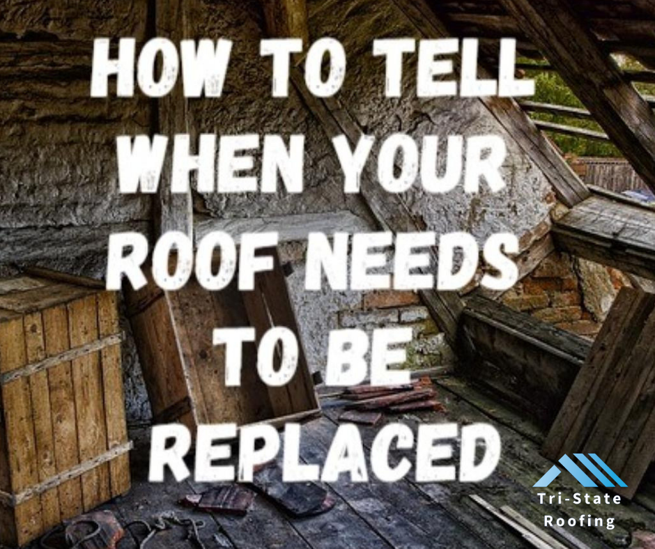 How To Tell Your Roof Needs Replacing Realty Times Roof Metal Roof Repair Roof Repair