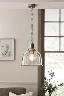 Buy Lighting Lighting Score Homeware Ceilinglights Ceilinglights From The Next Uk Onl In 2020 Glass Pendant Lights Uk Chrome Pendant Lighting Bathroom Pendant Lighting