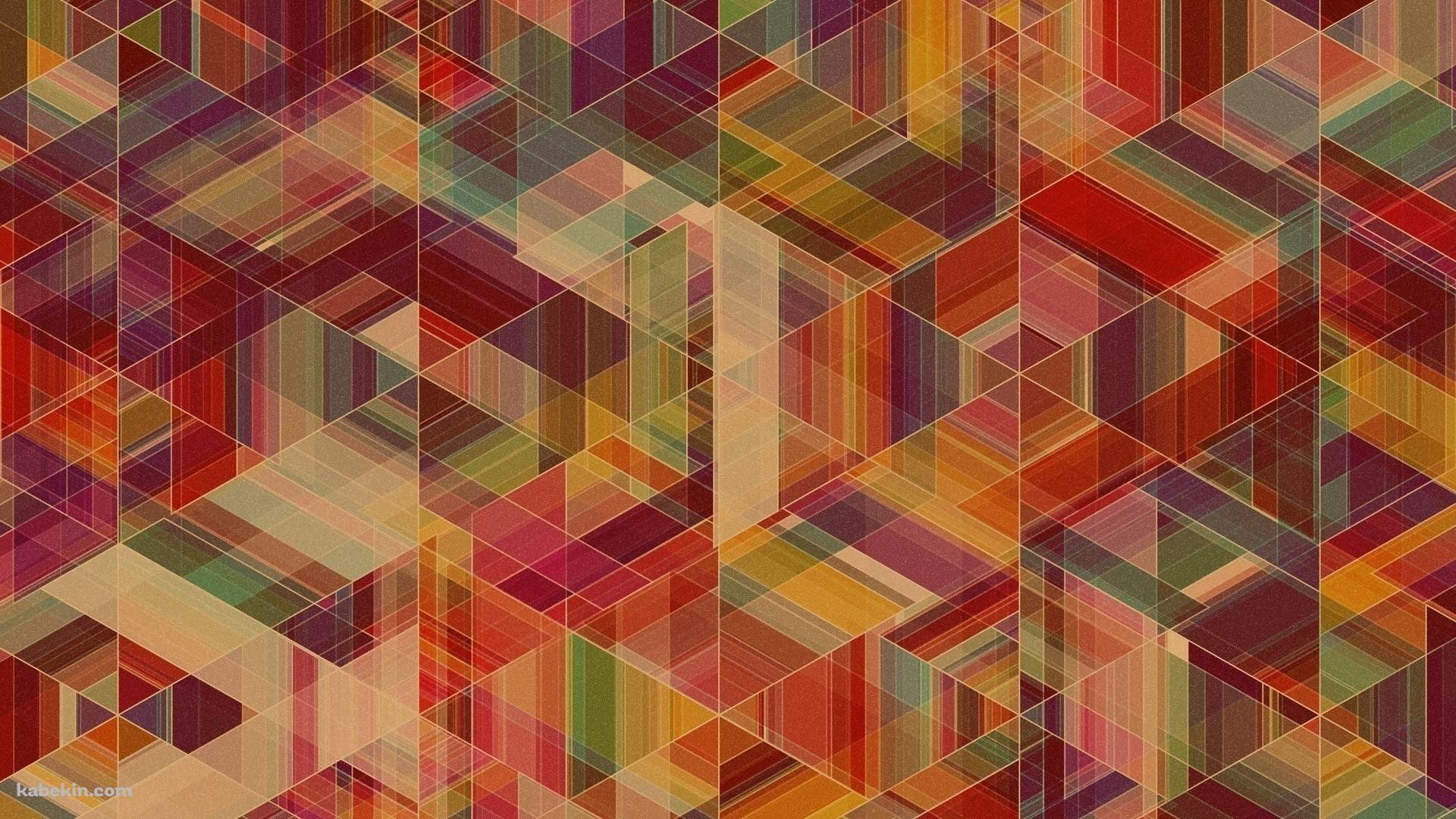 ランダムの幾何学模様 1920 X 1080 の壁紙 壁紙キングダム Pc