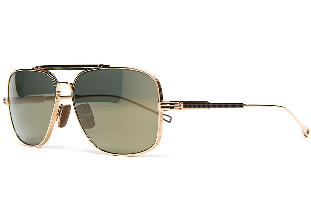 fc4e349a3a Dita Sunglasses LANCIER PS-004 Gold Titanium Frame
