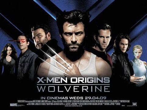 X Men Origins Wolverine Now Available In The Uofl Ekstrom Library Sga Video Collection X Men Wolverine Movie Hollywood Action Movies