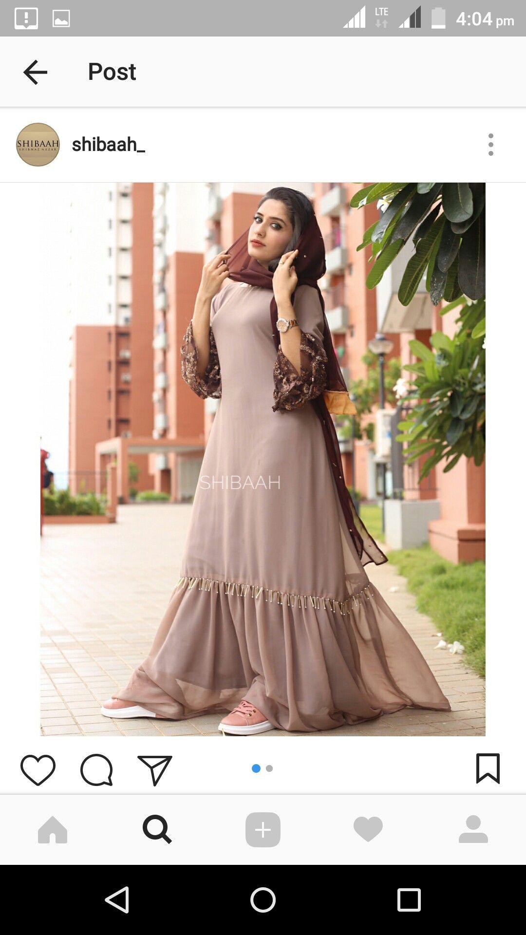 aac4aa4cc Muslim Dress, Hijab Dress, Hijab Outfit, Pakistani Casual Wear, Pakistani  Dresses,. Visit. June 2019