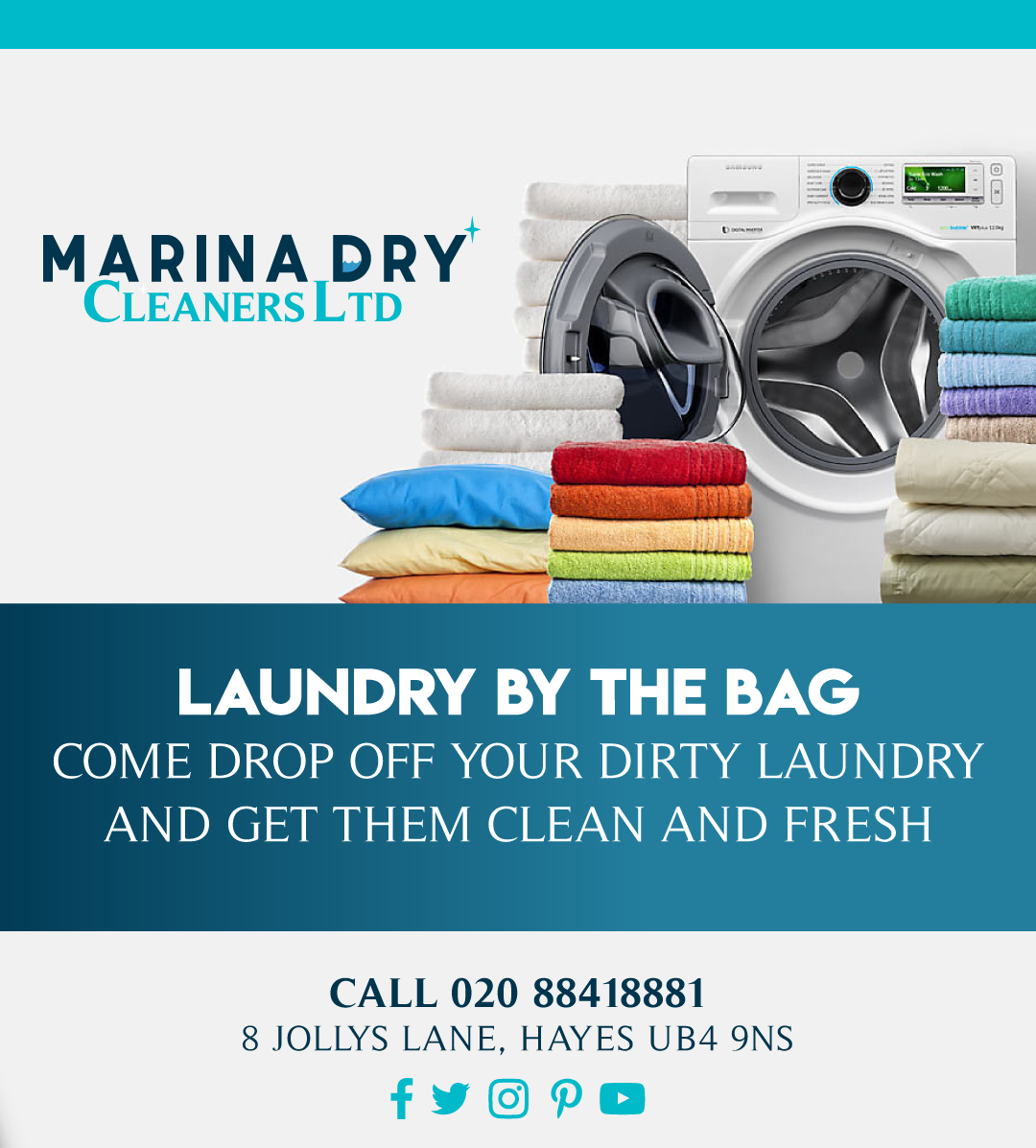 Laundry By The Bag Call Us On 020 8841 8881 Dry Cleaner Super