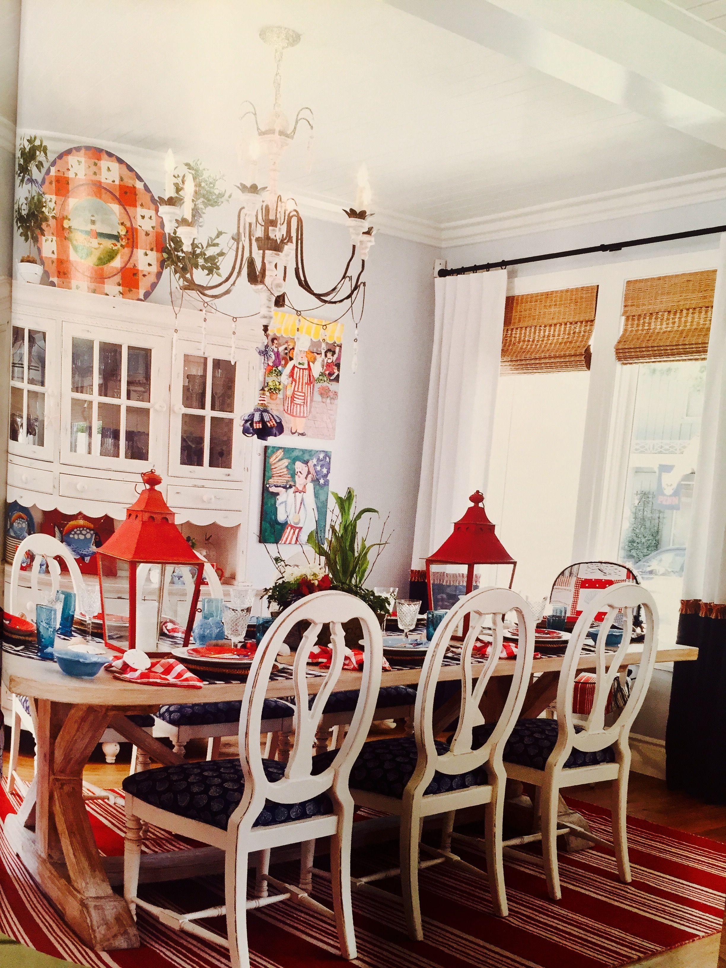 Barclay Butera 'Living on the Coast'   Blue decor, Maine house ...