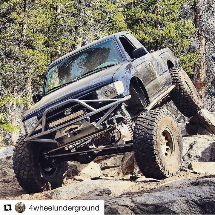 Pin by Brandon Demaree on 4x4, trucks, & offroad | Toyota